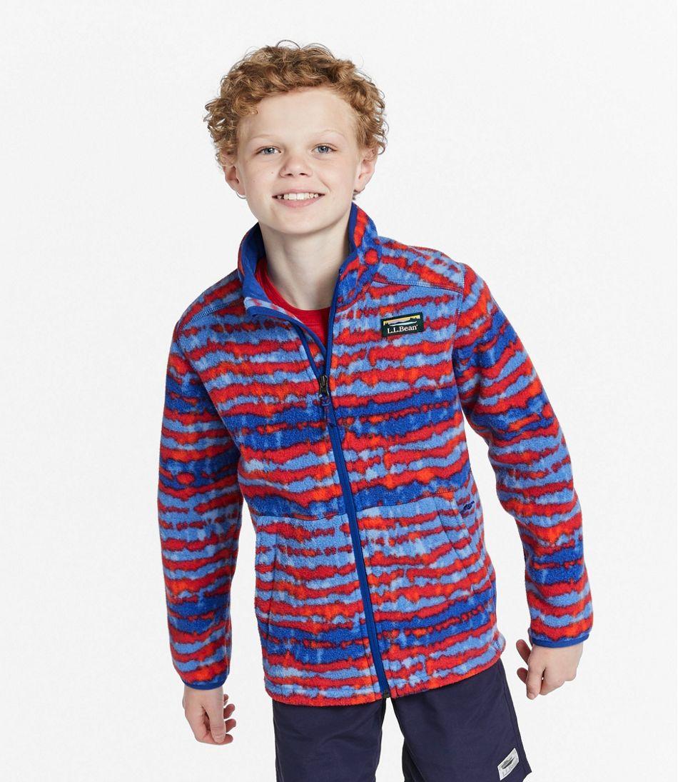 Kids' Mountain Classic Fleece, Print