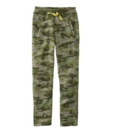 Kids' Mountain Fleece Pants, Print