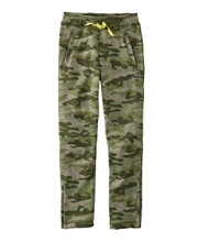 Boys' Mountain Fleece Pants, Print