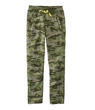 Boys' Mountain Fleece Pants, Print