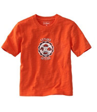 Boys' Graphic Tee, Glow-in-the-Dark