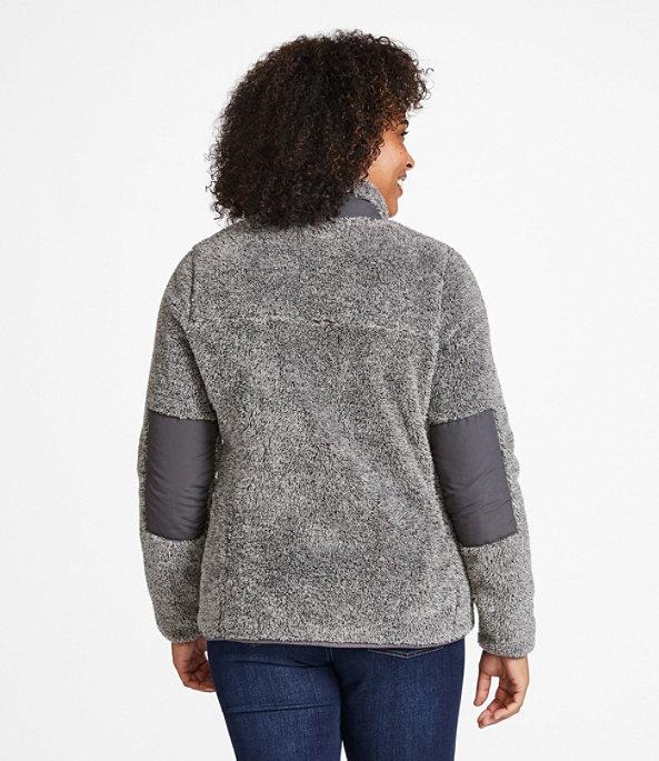 Hi-Pile Fleece Jacket, Full-Zip, , large image number 2