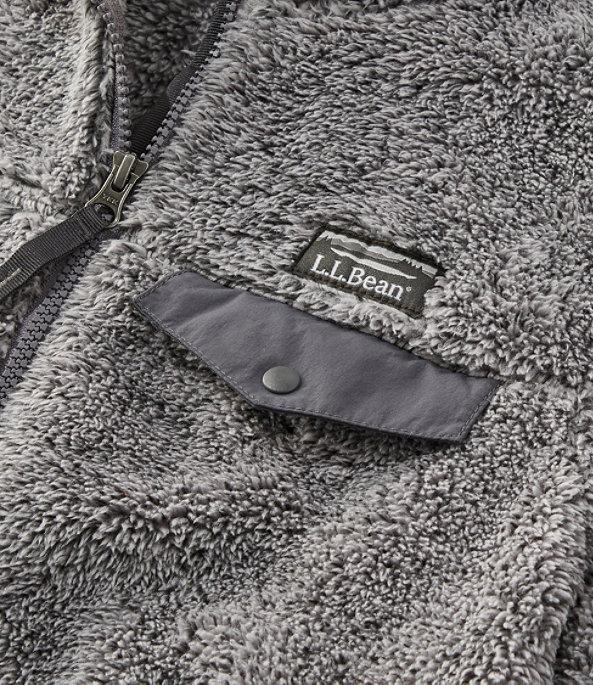 Hi-Pile Fleece Jacket, Full-Zip, , large image number 3