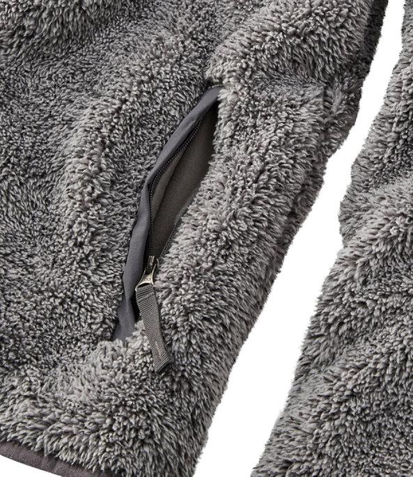 Hi-Pile Fleece Jacket, Full-Zip, , large image number 4