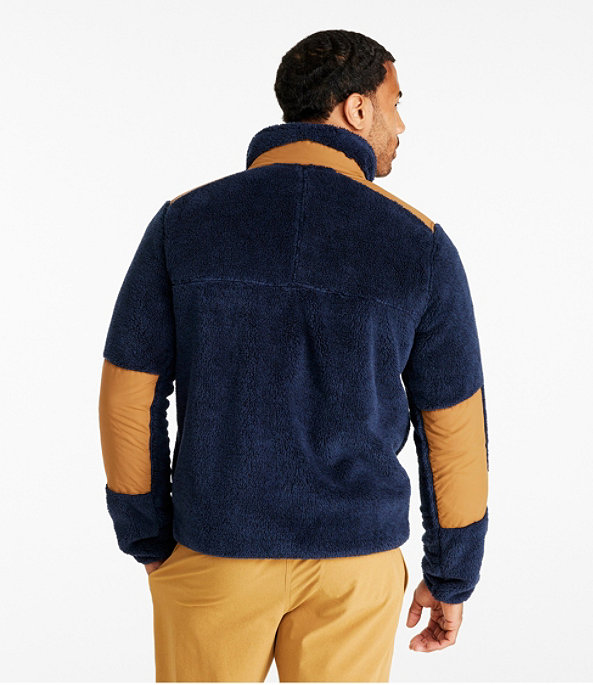 Hi-Pile Fleece Jacket, Full Zip, , large image number 2