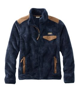 Men's L.L.Bean Hi-Pile Fleece, Jacket