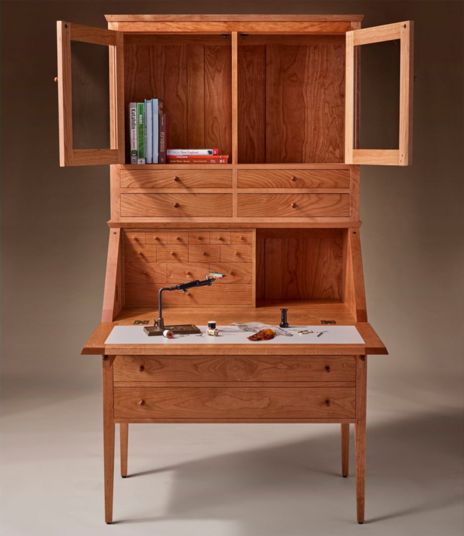 Thos. Moser/L.L.Bean Limited-Edition Fly-Tying Desk