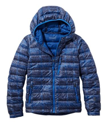 Boys' Ultralight Down Jacket, Print