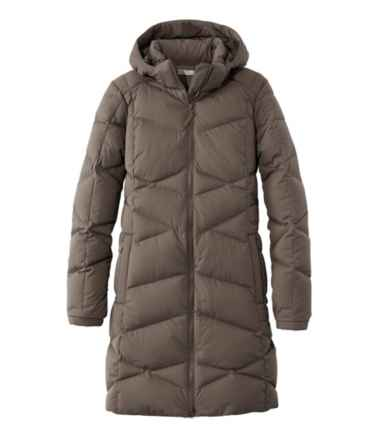 Stretch Down Puffer Coat