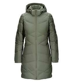 Women's Stretch Down Puffer Coat