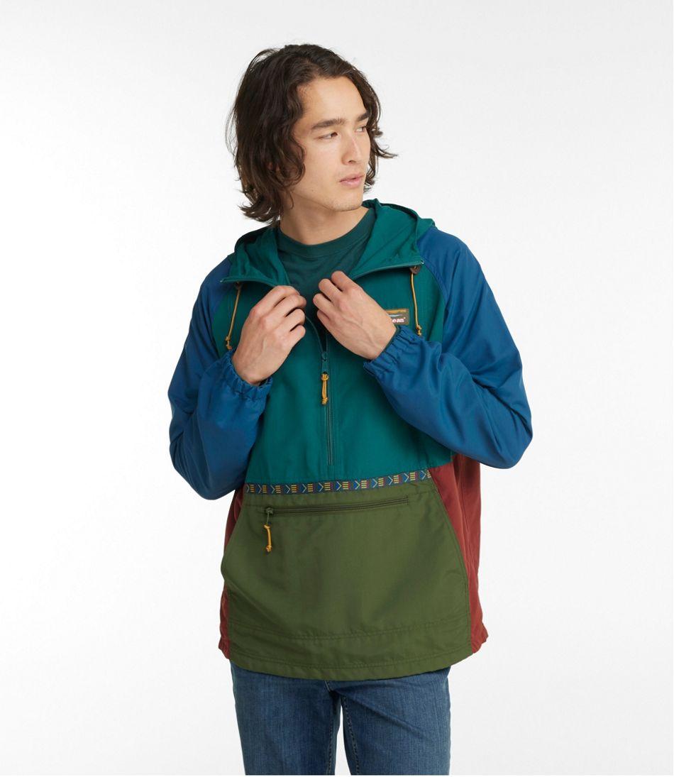 Men's Mountain Classic Anorak, Multi-Color