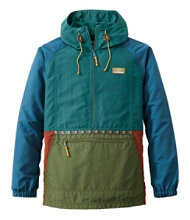 Men's Mountain Classic Anorak, Multi-Color