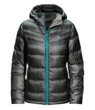 Ultralight 850 Big Baffle Hooded Puffer Jacket