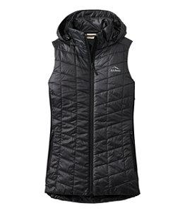 Women's PrimaLoft Packaway Long Vest