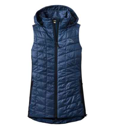 Women's PrimaLoft Packaway Long Vest