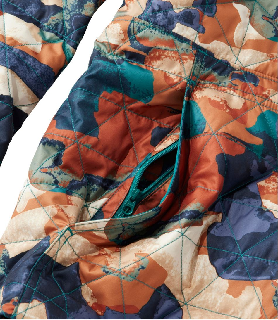 Women's Katahdin Insulated Pullover, Print