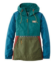 Mountain Classic Anorak Multi Color Misses Regular