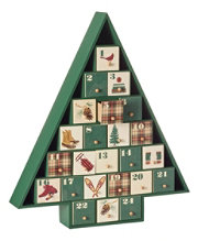 Woodland Advent Calendar