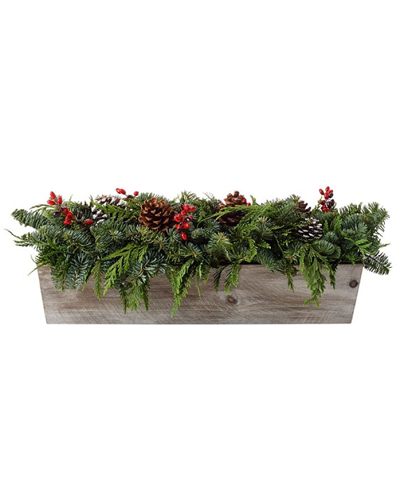 Woodland Berry Centerpiece, One Color, large image number 1
