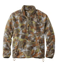 Men's Mountain Classic Fleece Pullover, Print