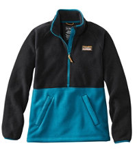 Mountain Classic Fleece Pullover, Colorblock