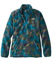 Women's Mountain Classic Fleece Pullover, Print