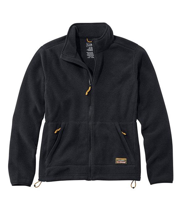 Mountain Classic Fleece Jacket, Black, large image number 0