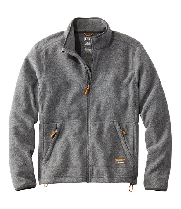 Mountain Classic Fleece Jacket, Charcoal Heather, large image number 0