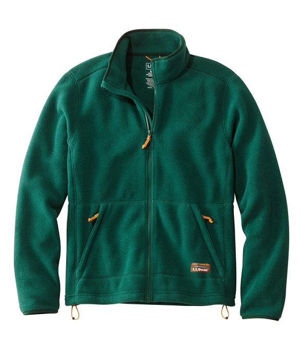 Mountain Classic Fleece Jacket, Black Forest Green, large image number 0