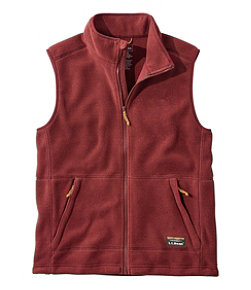Mountain Classic Fleece Vest