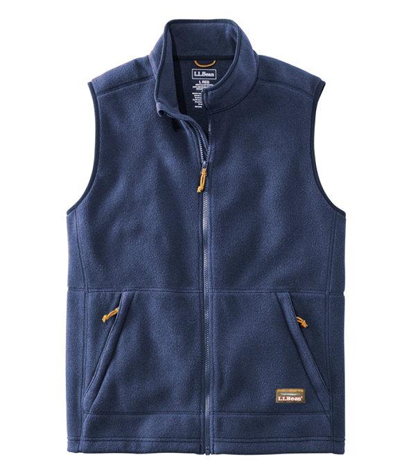 Mountain Classic Fleece Vest, Nautical Navy, large image number 0