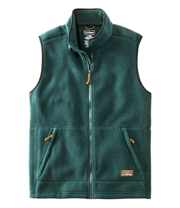 Mountain Classic Fleece Vest, Warden's Green, large image number 0