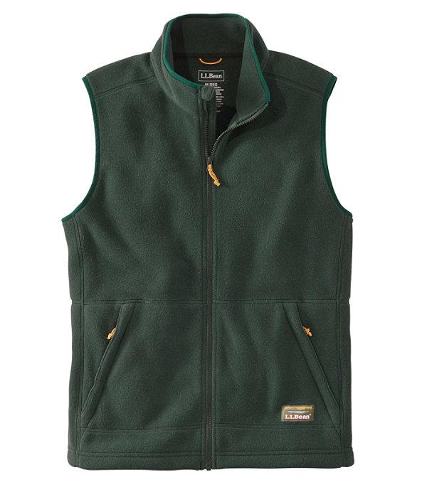 Mountain Classic Fleece Vest, Warden's Green, large image number 0