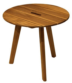 Teak Side Table