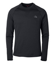 Men's L.L.Bean Heavyweight Base Layer Crew, Long Sleeve