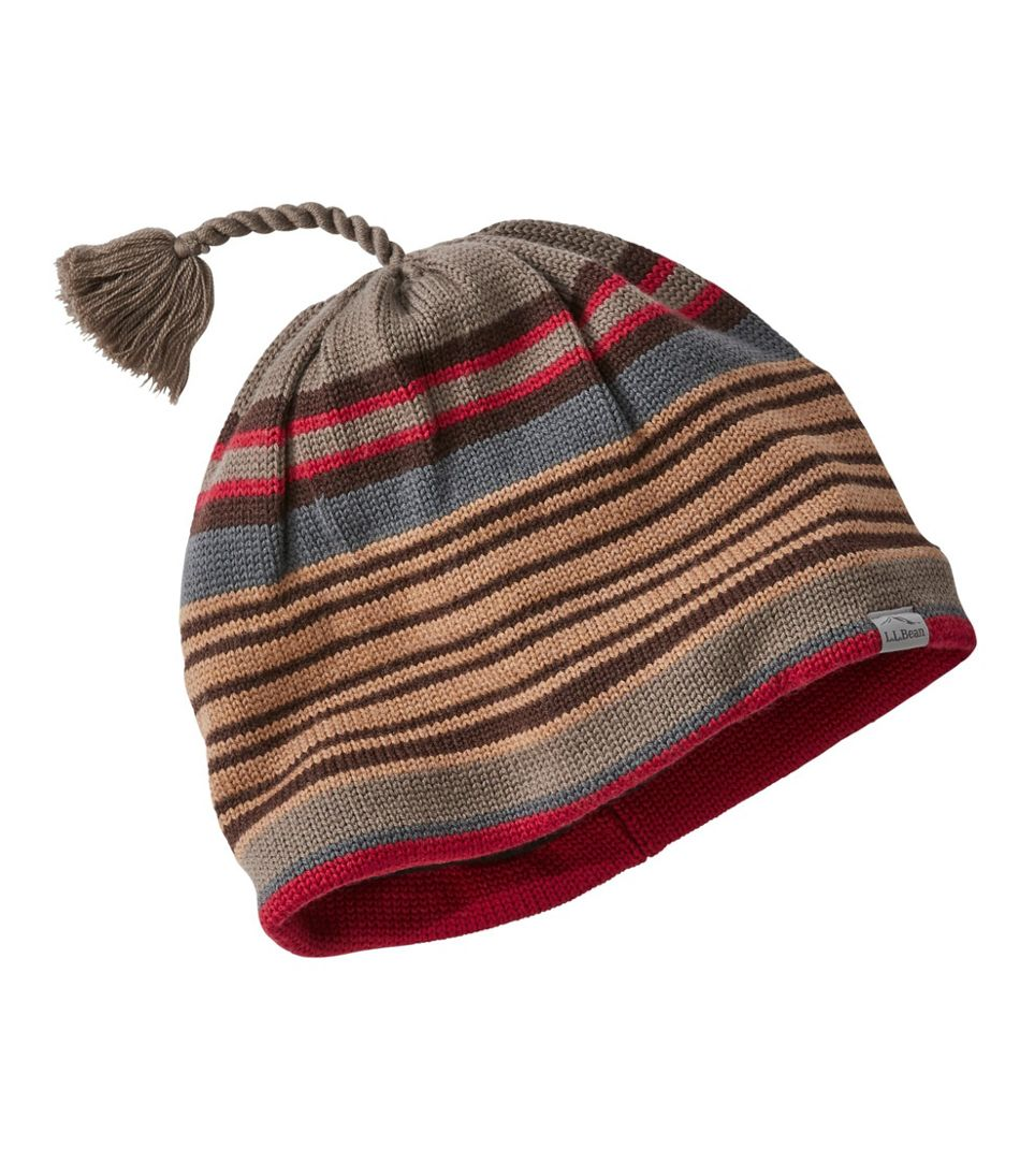 L.L.Bean Nordic Ski Hat, Print