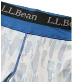 Women's L.L.Bean Midweight Base Layer Pants, Print