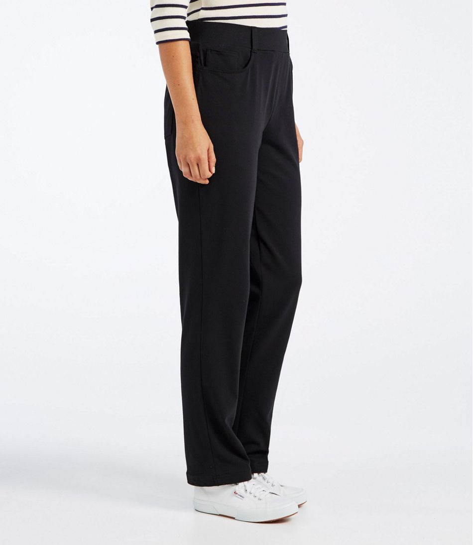 Women's Perfect Fit Pants, Five-Pocket Slim