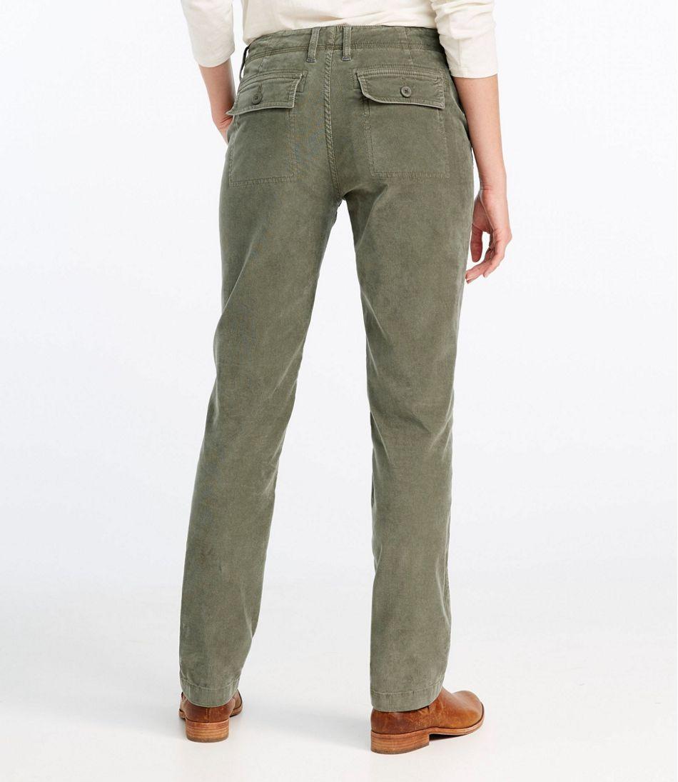 Soft-Washed Utility Corduroy Pants