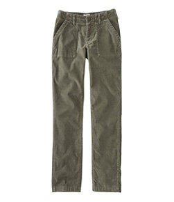 Soft-Washed Utility Corduroy Pants