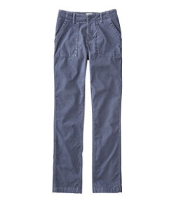 Women's Soft-Washed Utility Corduroy Pants