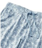 Women's Organic Supersoft Shrink-Free Pajama Set, Print