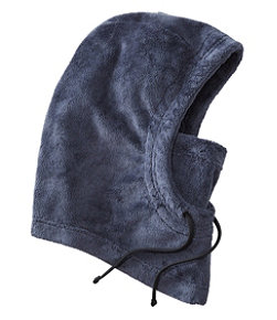 Adults' Luxe Fleece Hooded Scarf