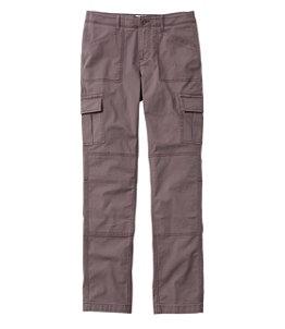 Women's Stretch Canvas Cargo Pants