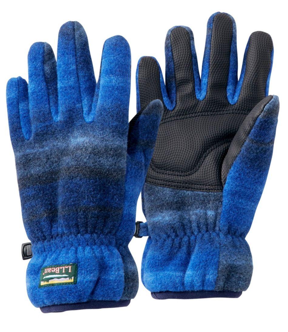 Kids' Mountain Classic Fleece Gloves, Print