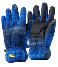 Kids' Mountain Classic Fleece Gloves, Print