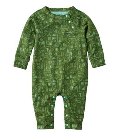 Infants' Wicked Warm Underwear, One-Piece, Print