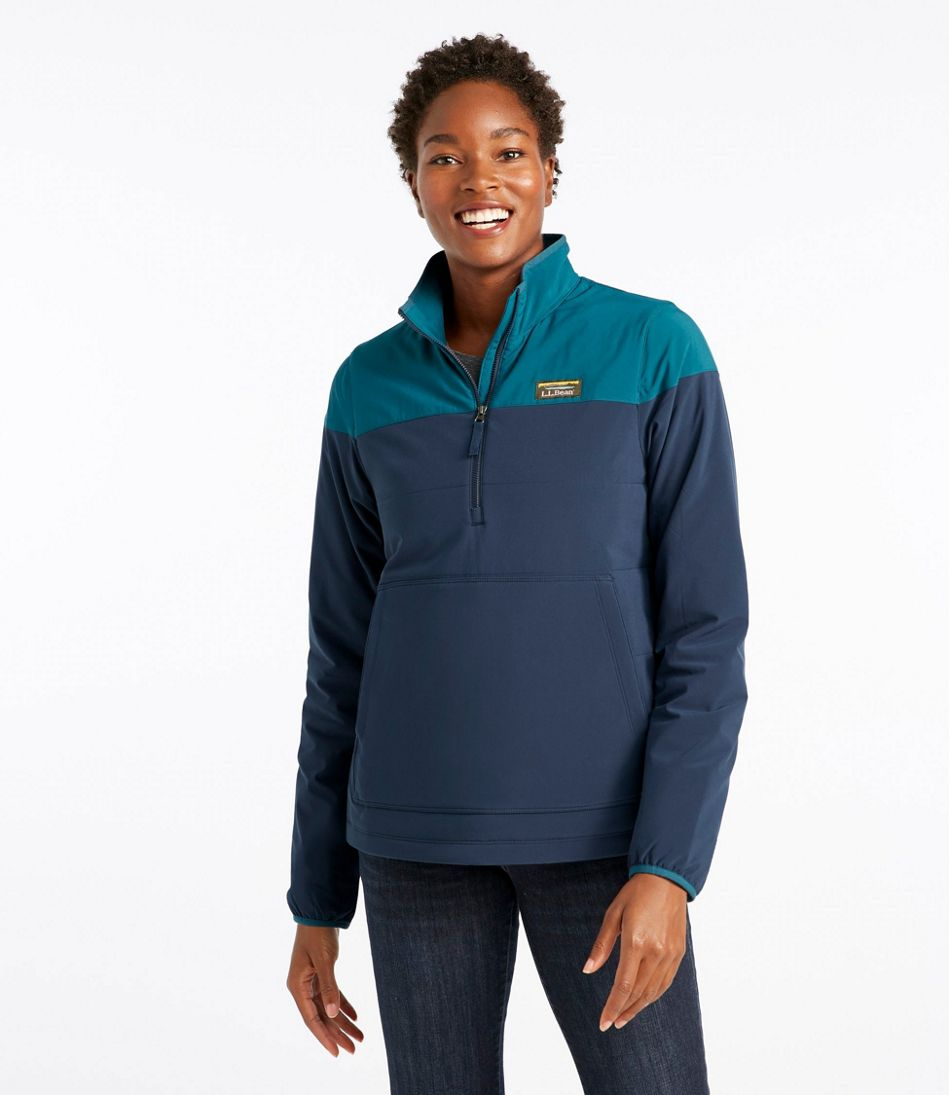 Insulated Stretch Pullover