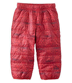 Infants' and Toddlers' Mountain Bound Reversible Pants, Print