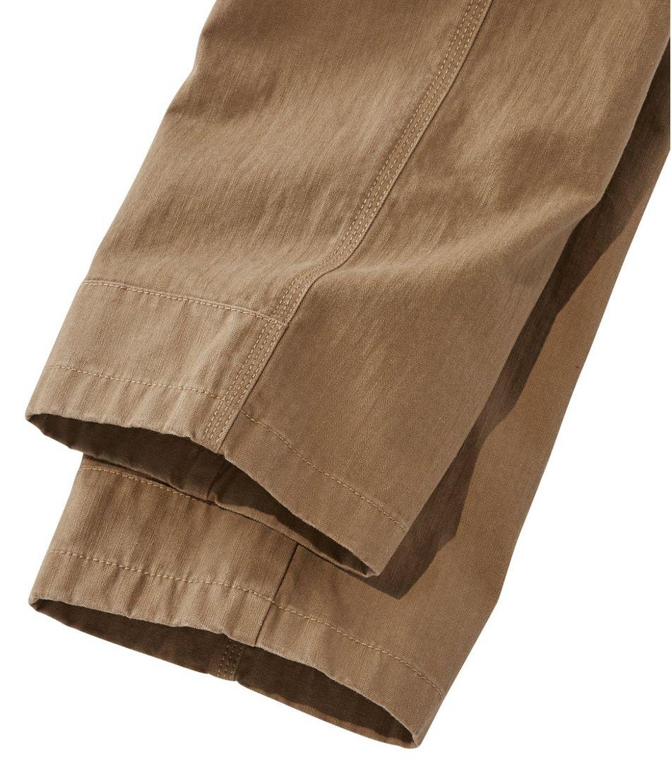 Katahdin Iron Works Utility Pant, Natural Fit